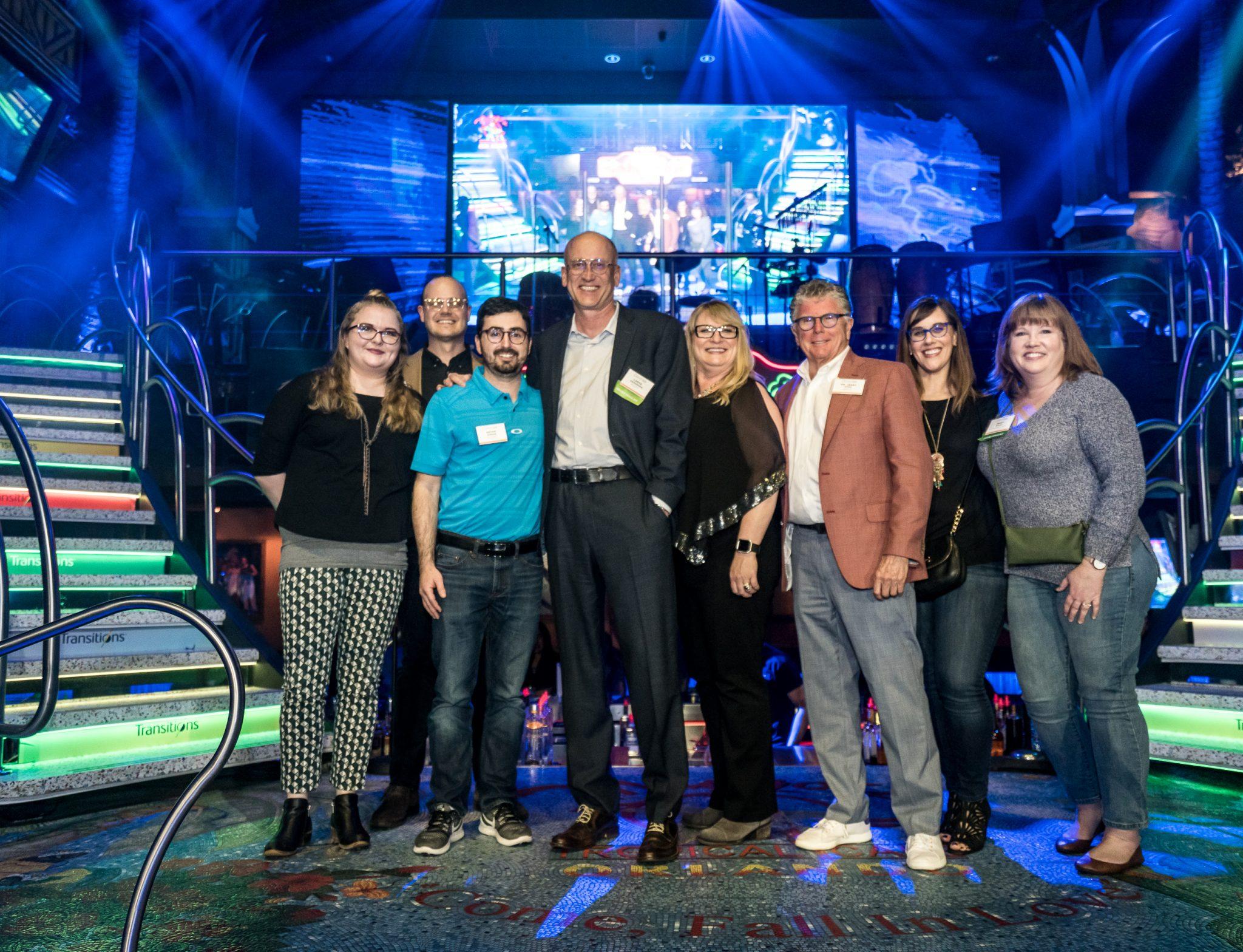 PECAA Wins Transitions Optical Innovation Award 'Best in Training'