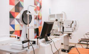 optometrist tools